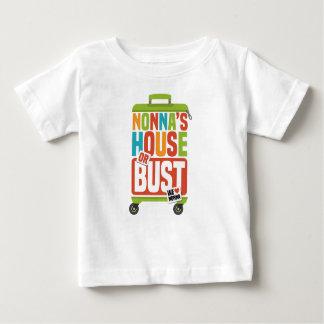Nonnaの家かバストのTシャツ ベビーTシャツ