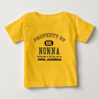 Nonnaの特性 ベビーTシャツ