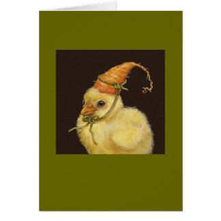 Nonnieのぞき見カード グリーティングカード