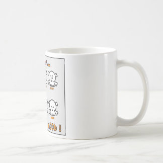 noobがあないで下さい コーヒーマグカップ