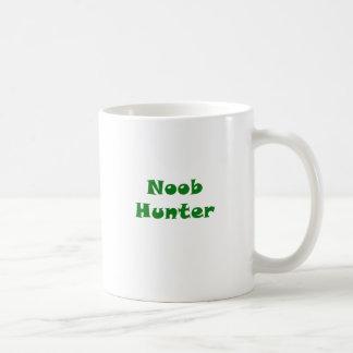 Noobのハンター コーヒーマグカップ