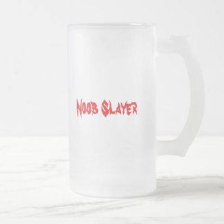 Noobの殺害者 フロストグラスビールジョッキ
