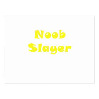 Noobの殺害者 ポストカード