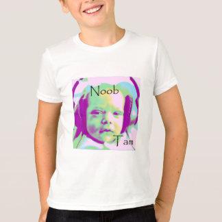 Noob 4人の子供 tシャツ