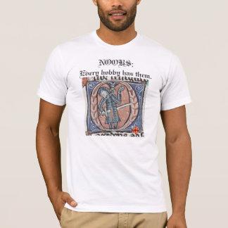 NOOBSのTシャツ Tシャツ