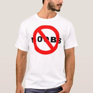 Noobs無し Tシャツ