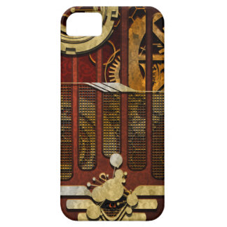 Noojo SteamPunkのパイロット iPhone SE/5/5s ケース