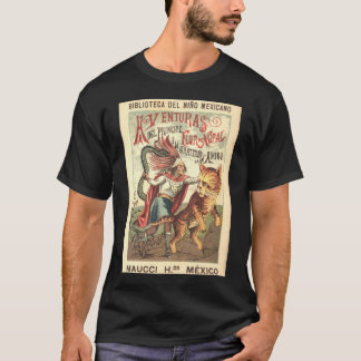 NopalまたはGratitの王子のFlower冒険 Tシャツ