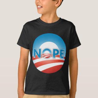 NOPE方法無し Tシャツ