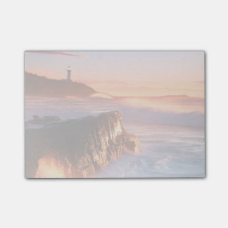Norahのヘッド灯台|兵士ビーチ、オーストラリア ポストイット