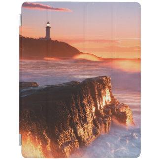 Norahのヘッド灯台 兵士ビーチ、オーストラリア iPadスマートカバー