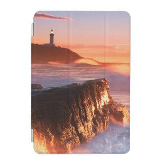 Norahのヘッド灯台 兵士ビーチ、オーストラリア iPad Miniカバー