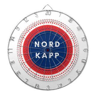 Nordkappノルウェー ダーツボード