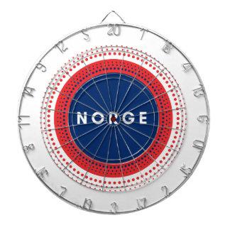 Norgeノルウェー ダーツボード