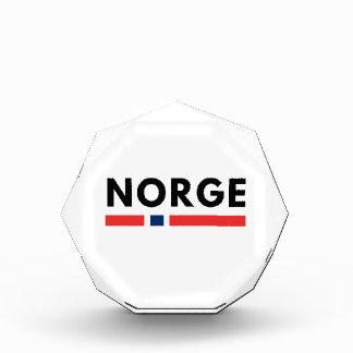 Norge 表彰盾