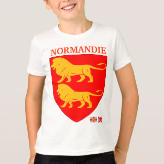 NORMANDIEノルマンディーフランス Tシャツ