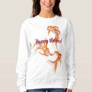 Noroozの金魚 スウェットシャツ
