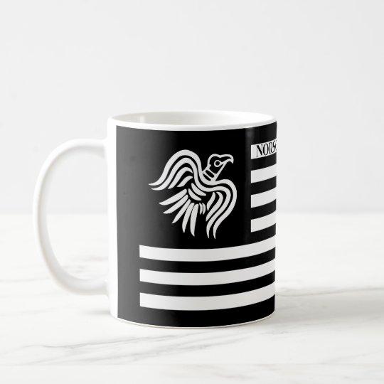 Norseのアメリカ人 コーヒーマグカップ