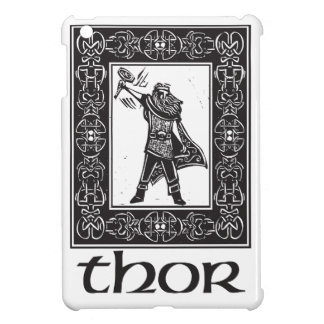 Norseの神のトール iPad Miniカバー
