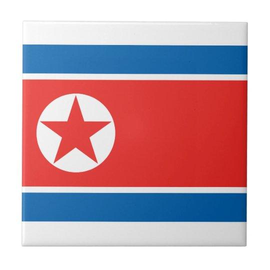 North Korea タイル