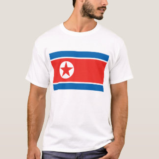 North Korea Tシャツ