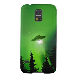 Northern Lightsが付いているUFO Galaxy S5 ケース