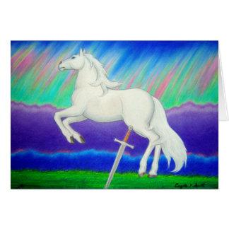 Northern Lightsの友達(馬) カード