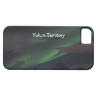 Northern Lightsショー; ユーコン準州領域の記念品 iPhone SE/5/5s ケース