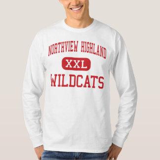 Northviewの高地-山猫- Grand Rapids Tシャツ