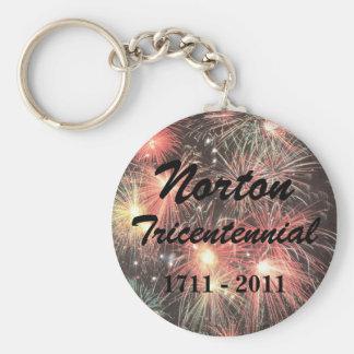 Norton Tricentennial 1711年- 2011年- Keychain キーホルダー
