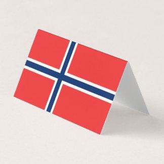 Norway Flag 名刺