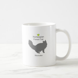 Norwegian Forest Cat g5 コーヒーマグカップ