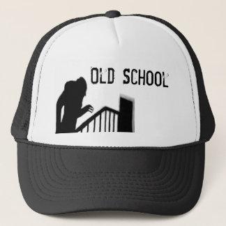 Nosferatuのシルエットの古い学校の帽子 キャップ