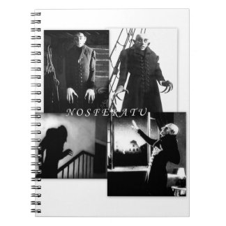 Nosferatuのノート ノートブック