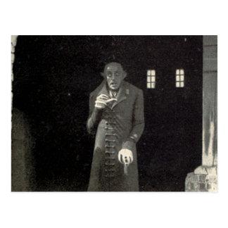 Nosferatuの吸血鬼 ポストカード