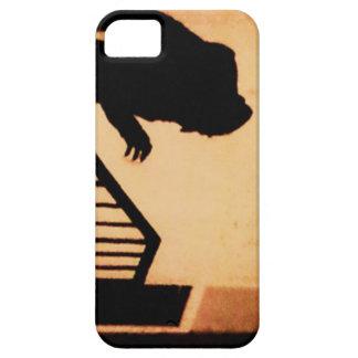 Nosferatuの影のiPhoneの場合 iPhone SE/5/5s ケース