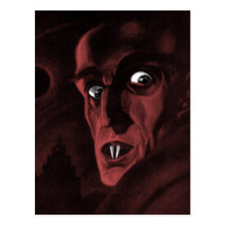 Nosferatu! ポストカード