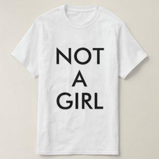 notagirl tシャツ