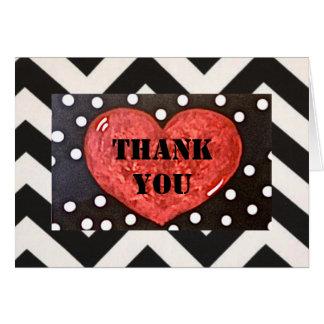 NOTECARD-THANK-YOUカード カード