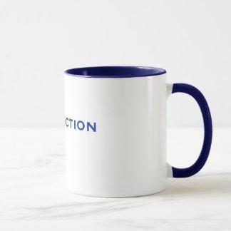 Notefictionのシンプルなマグ マグカップ