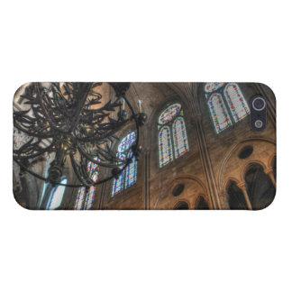 Notre Dameのインテリア iPhone 5 Case