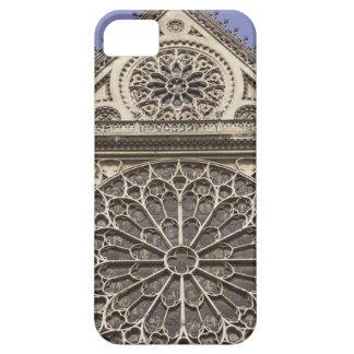 Notre Dameのカテドラルの南バラ窓 iPhone SE/5/5s ケース