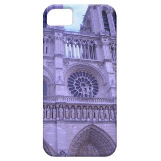 Notre DameのカテドラルiPhone5の例 iPhone SE/5/5s ケース