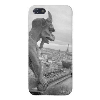 Notre DameのガーゴイルのiPhone 4/4S、5/5S/5C場合 iPhone 5 ケース
