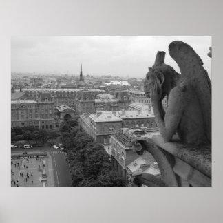 Notre Dameのガーゴイル2 ポスター