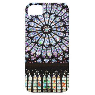 Notre Dameのバラ窓 iPhone SE/5/5s ケース