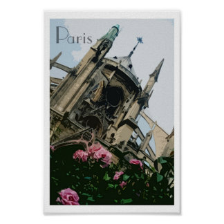 Notre Dameのバラ2004年 ポスター