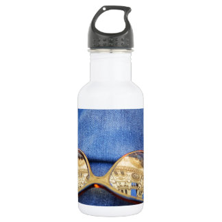 Notre Dameの反射 ウォーターボトル