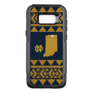 Notre Dame |の種族の州愛 オッターボックスコミューターSamsung Galaxy S8+ ケース