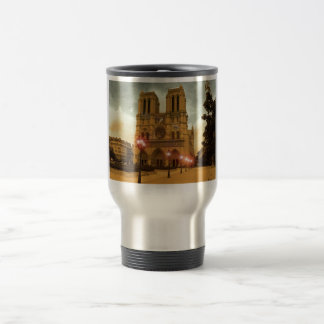 Notre Dame トラベルマグ